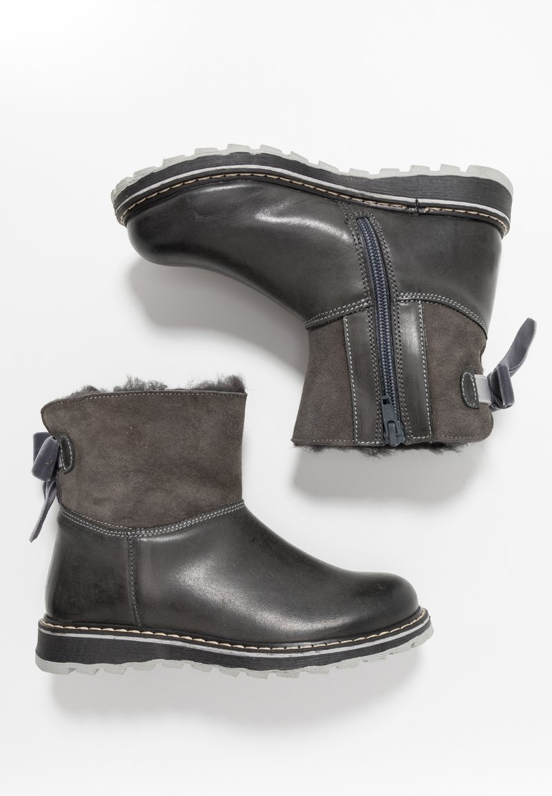 Friboo - Classic ankle boots - grey