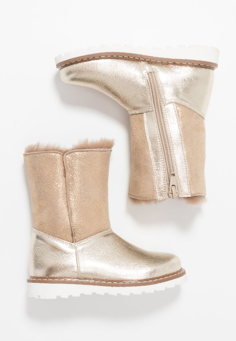 Friboo - Boots - gold