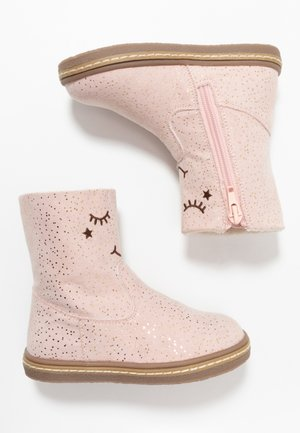Stiefelette - light pink