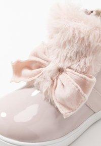 Friboo - Korte laarzen - unilight pink - 2