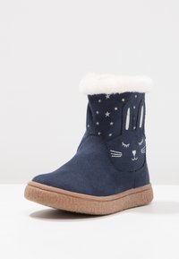 Friboo - Baby shoes - navy - 2