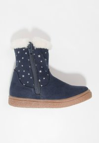 Friboo - Baby shoes - navy - 1