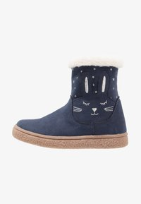 Friboo - Baby shoes - navy - 0