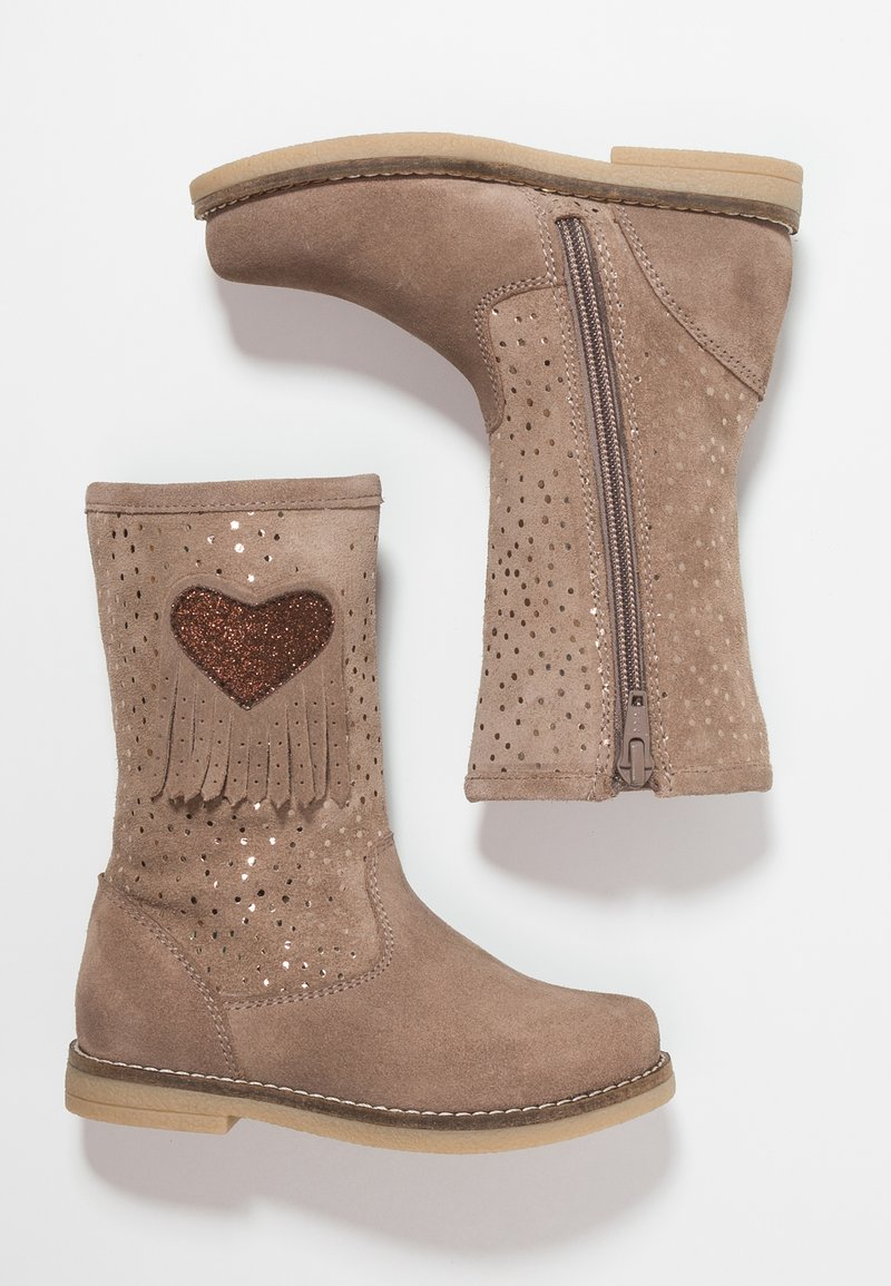 Friboo - Stiefel - taupe