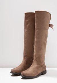 Friboo - Vysoká obuv - taupe - 3