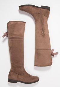 Friboo - Vysoká obuv - taupe - 0