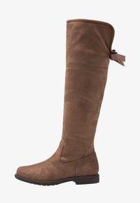 Friboo - Vysoká obuv - taupe - 1