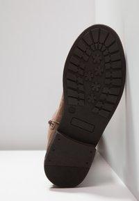 Friboo - Vysoká obuv - taupe - 5