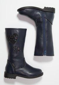 Friboo - Høje støvler/ Støvler - dark blue - 0
