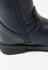 Friboo - Høje støvler/ Støvler - dark blue - 2