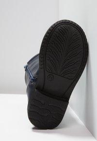Friboo - Høje støvler/ Støvler - dark blue - 5
