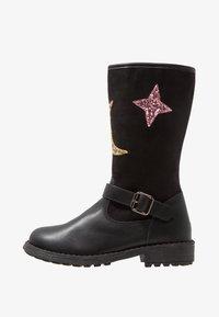 Friboo - Vysoká obuv - black - 1