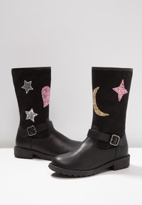 Friboo - Vysoká obuv - black - 6
