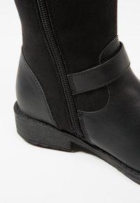 Friboo - Vysoká obuv - black - 2