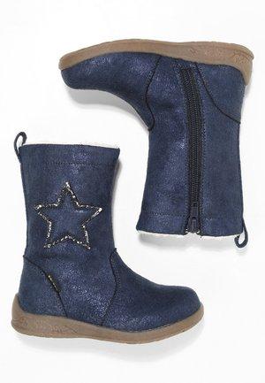 Høje støvler/ Støvler - dark blue