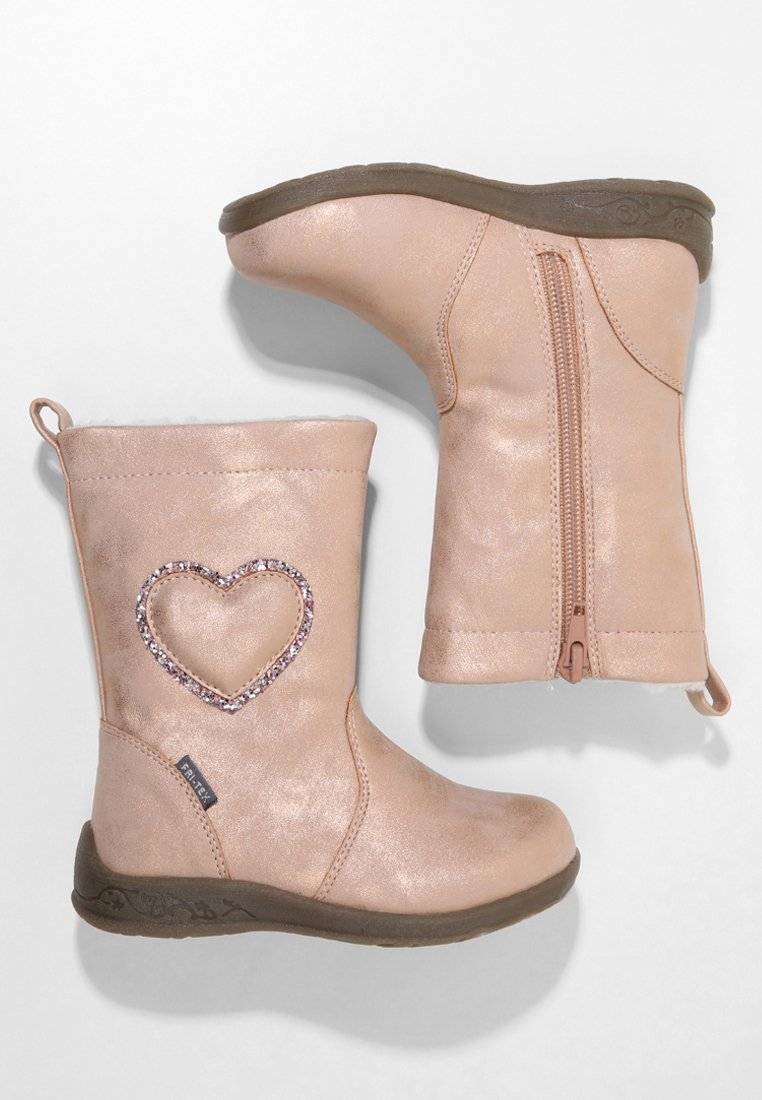 Friboo - Vysoká obuv - rose gold