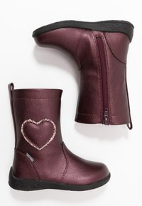 Friboo - Boots - bordeaux - 0