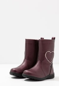 Friboo - Boots - bordeaux - 3
