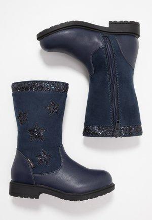 Klassiska stövlar - dark blue