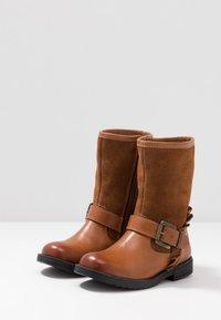 Friboo - Boots - cognac - 3
