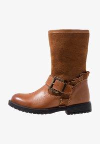 Friboo - Boots - cognac - 1