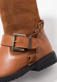 Friboo - Boots - cognac - 2