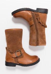 Friboo - Boots - cognac - 0