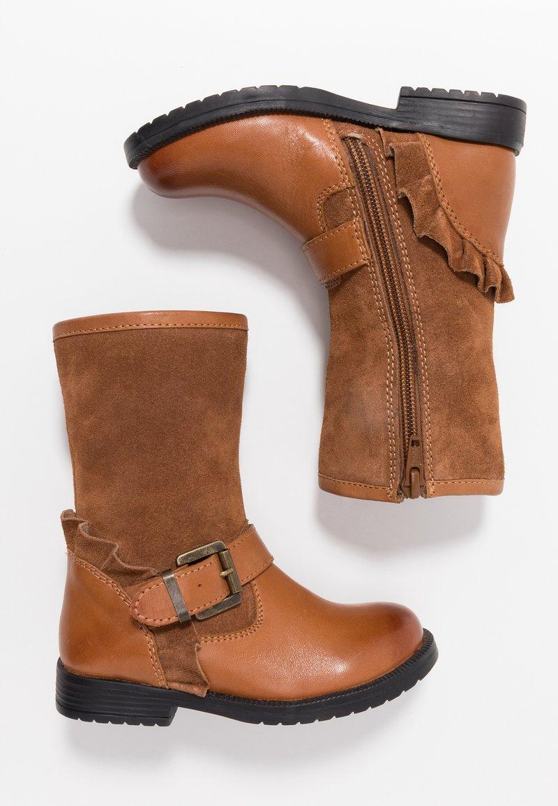 Friboo - Boots - cognac