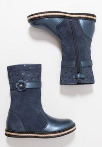 Friboo - Laarzen - dark blue - 0
