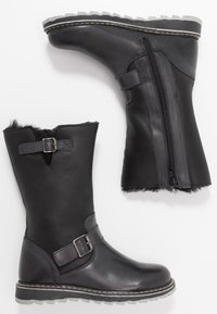 Friboo - Winter boots - black - 0