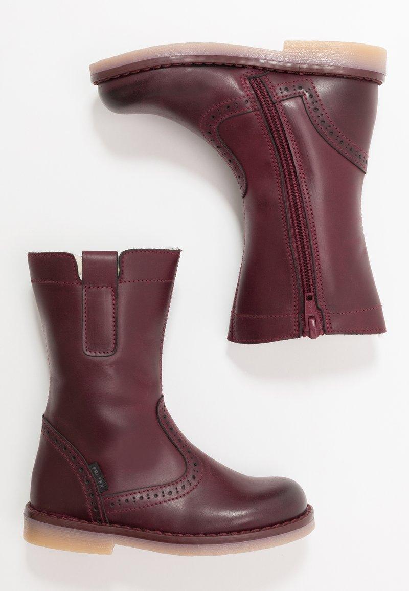 Friboo - Boots - bordeaux
