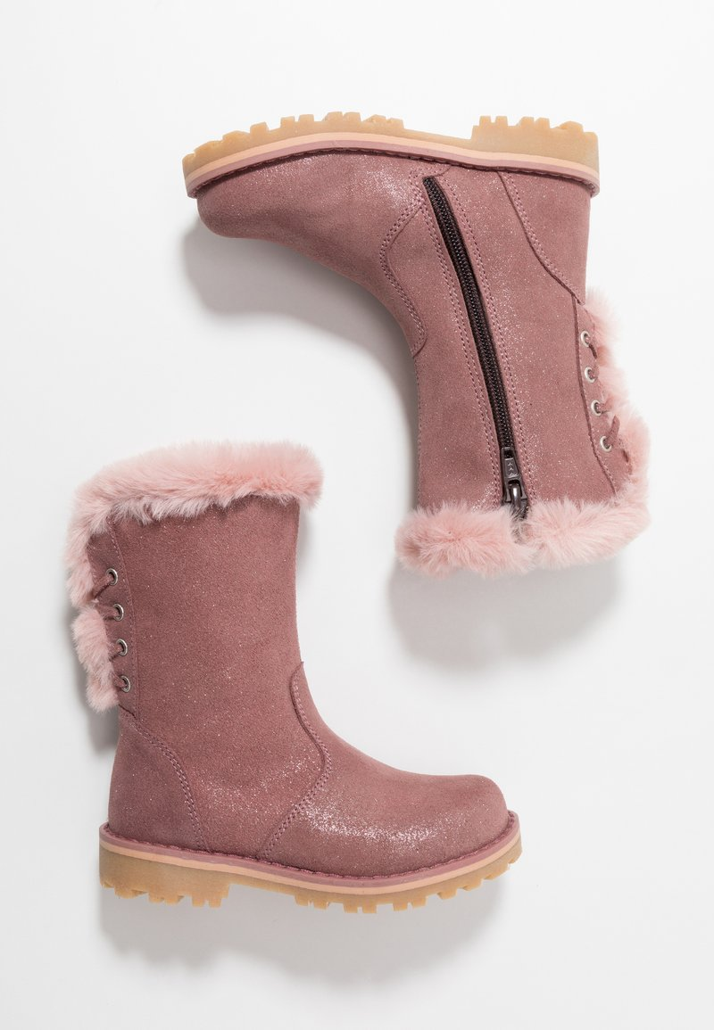 Friboo - Winter boots - pink