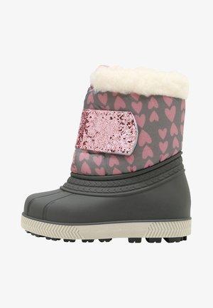 Zimní obuv - rose