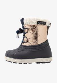 Friboo - Botas para la nieve - gold - 1