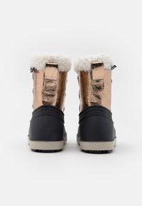 Friboo - Zimní obuv - gold - 2