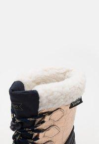 Friboo - Zimní obuv - gold - 5
