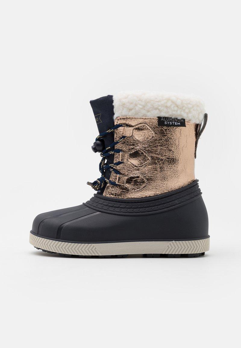 Friboo - Zimní obuv - gold