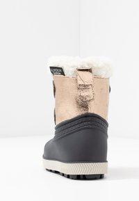 Friboo - Snowboot/Winterstiefel - gold - 4