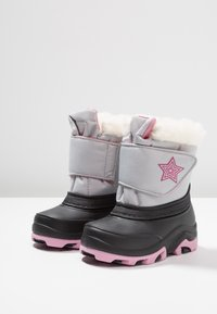 Friboo - Botas para la nieve - light grey - 3