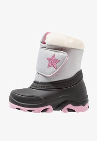 Friboo - Botas para la nieve - light grey - 1