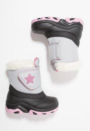 Zimní obuv - light grey