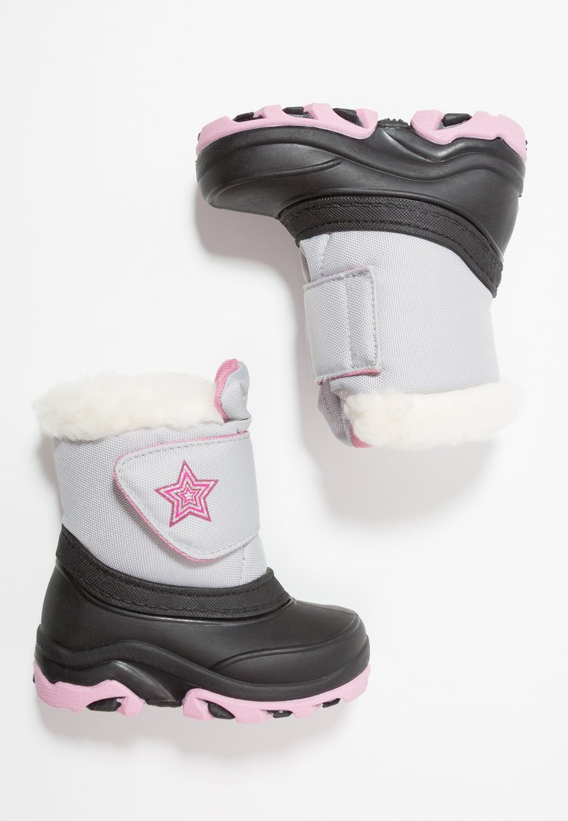 Friboo - Botas para la nieve - light grey