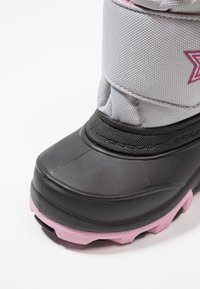 Friboo - Botas para la nieve - light grey - 2