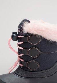 Friboo - Zimní obuv - dark blue/pink - 2