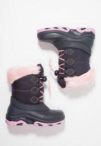 Friboo - Zimní obuv - dark blue/pink - 0