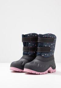 Friboo - Zimní obuv - dark blue - 3