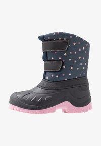 Friboo - Snowboots  - dark blue - 1