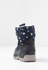 Friboo - Bottes de neige - dark blue - 4