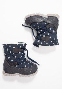 Friboo - Bottes de neige - dark blue - 0