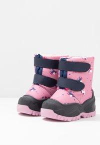 Friboo - Snowboots  - dark blue/rose - 3